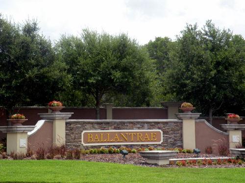 Featured Home in Ballantrae Florida